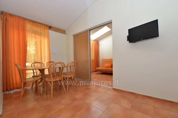 Apartamenty Saules Rezidencija - 27