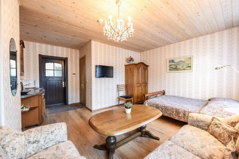 Wynajęcie apartamentów i pokoi w Połądze, tylko 200 m od morza! - 7