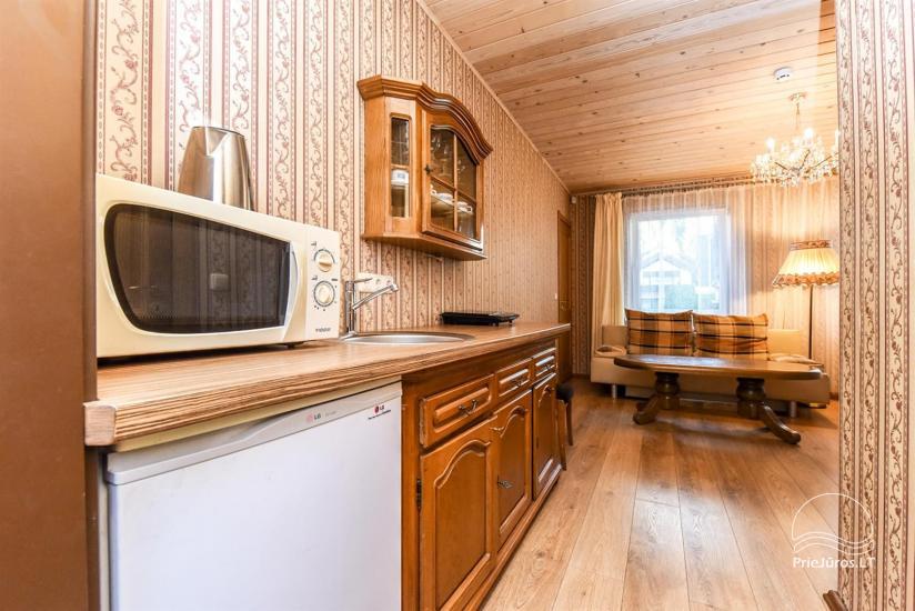 Wynajęcie apartamentów i pokoi w Połądze, tylko 200 m od morza! - 3