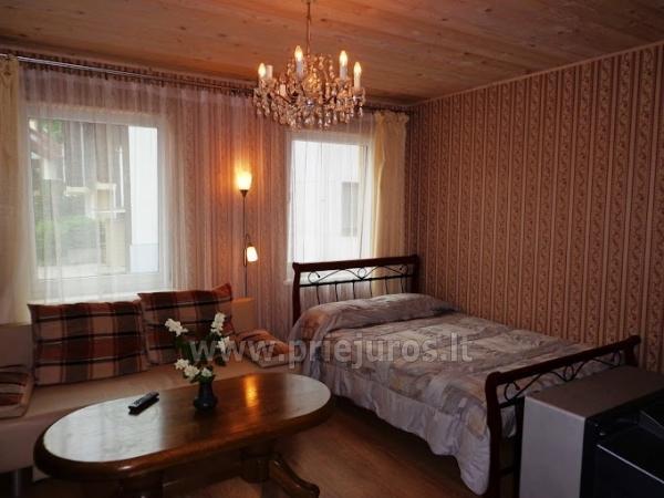 Wynajęcie apartamentów i pokoi w Połądze, tylko 200 m od morza! - 1