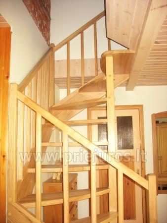 Domek z kominkiem, mieszkania do wynajęcia w Nidzie - 8