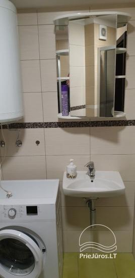 Apartamenty w Nida z sauny, basenu - 9