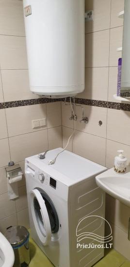 Apartamenty w Nida z sauny, basenu - 11