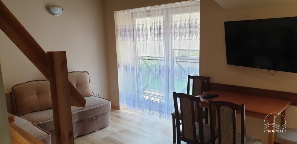 Apartamenty w Nida z sauny, basenu - 4