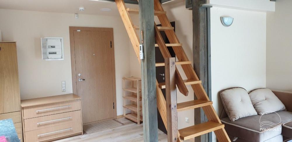 Apartamenty w Nida z sauny, basenu - 5