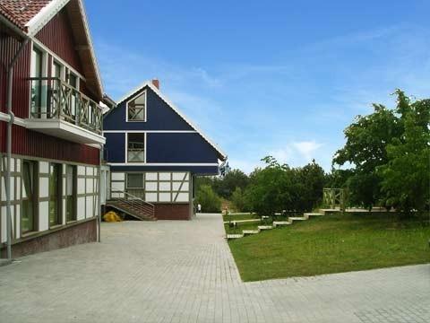 Apartamenty w Nida z sauny, basenu, jacuzzi - 1