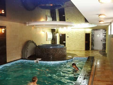 Apartamenty w Nida z sauny, basenu, jacuzzi - 11