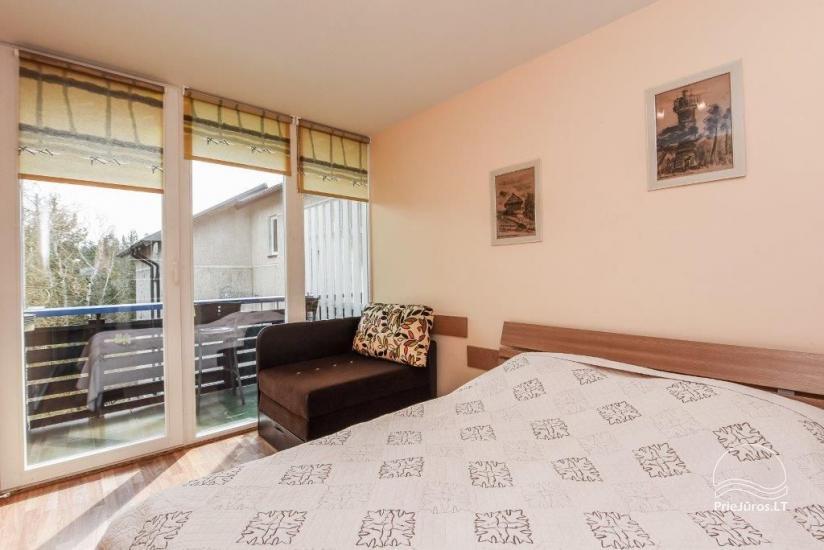 Pokoje i mieszkania (apartamenty) do wynajęcia w Nidzie NIDOS RŪTA - 24
