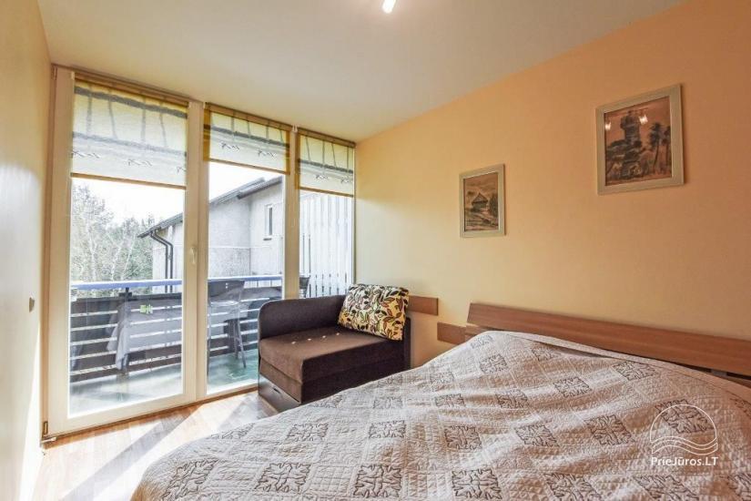 Pokoje i mieszkania (apartamenty) do wynajęcia w Nidzie NIDOS RŪTA - 25