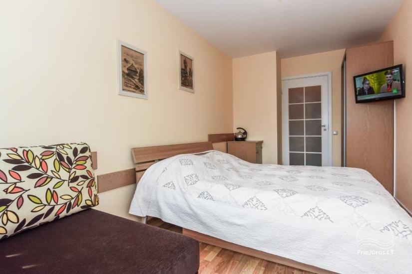 Pokoje i mieszkania (apartamenty) do wynajęcia w Nidzie NIDOS RŪTA - 26