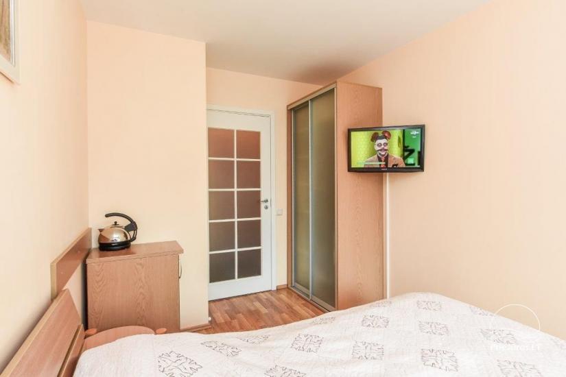 Pokoje i mieszkania (apartamenty) do wynajęcia w Nidzie NIDOS RŪTA - 27