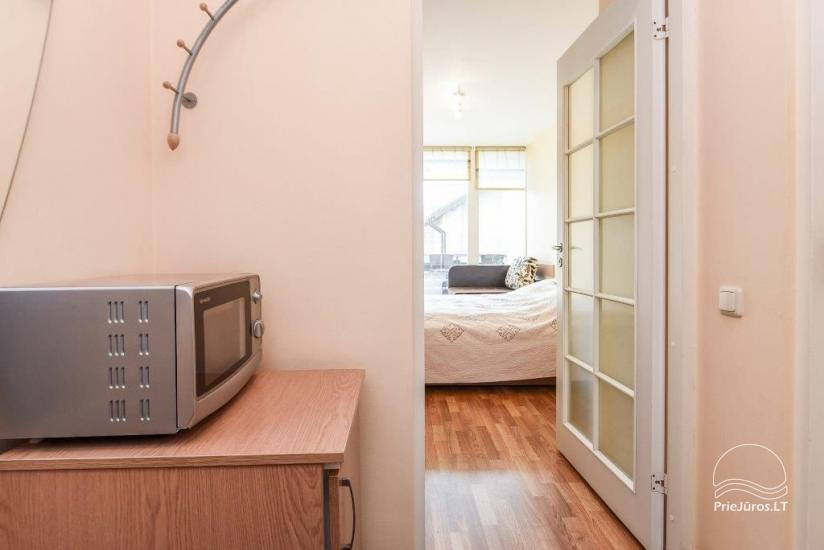 Pokoje i mieszkania (apartamenty) do wynajęcia w Nidzie NIDOS RŪTA - 28