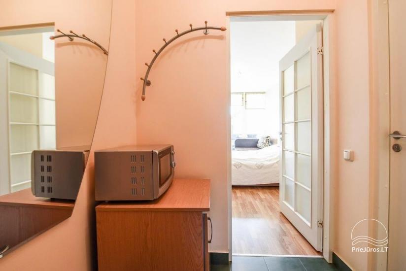 Pokoje i mieszkania (apartamenty) do wynajęcia w Nidzie NIDOS RŪTA - 29