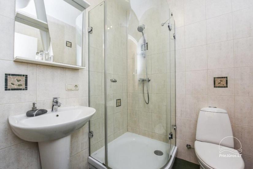Pokoje i mieszkania (apartamenty) do wynajęcia w Nidzie NIDOS RŪTA - 30