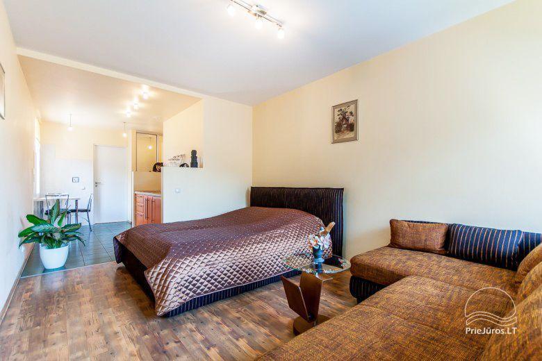 Pokoje i mieszkania (apartamenty) do wynajęcia w Nidzie NIDOS RŪTA - 20