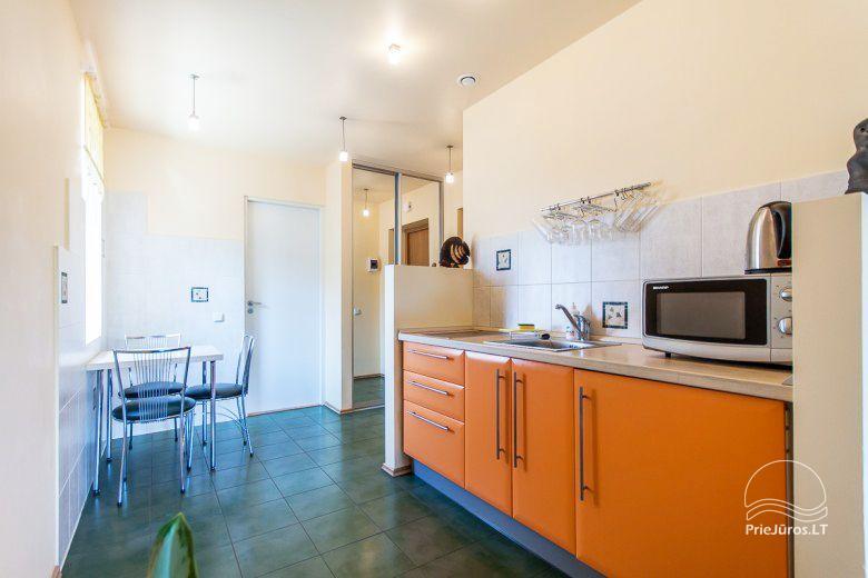 Pokoje i mieszkania (apartamenty) do wynajęcia w Nidzie NIDOS RŪTA - 21