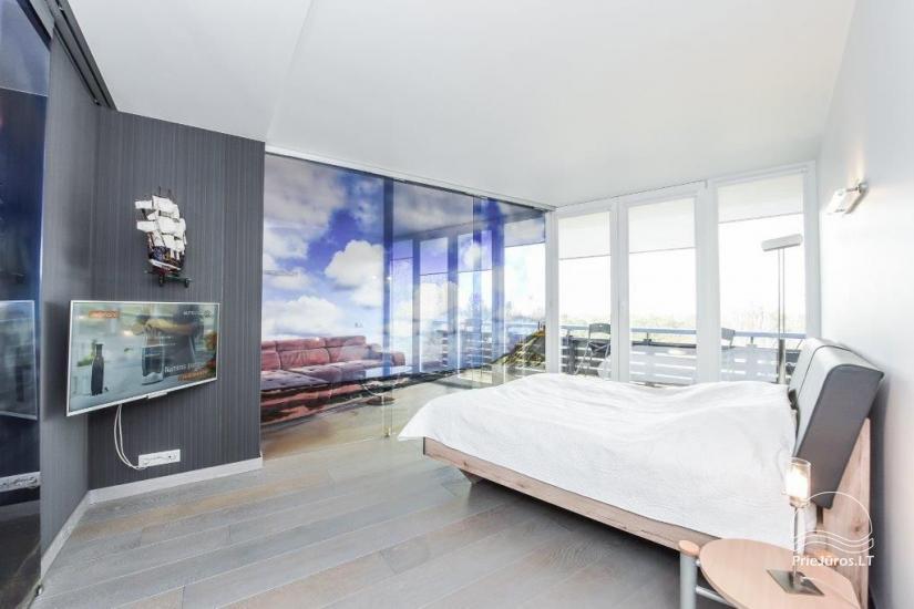 Pokoje i mieszkania (apartamenty) do wynajęcia w Nidzie NIDOS RŪTA - 4