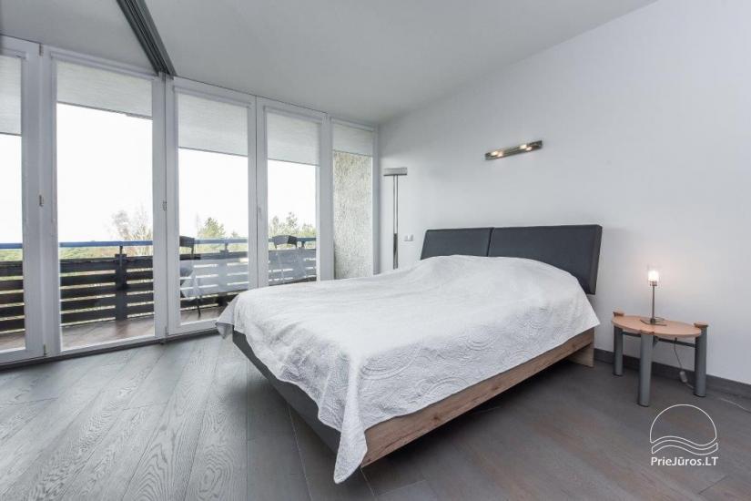 Pokoje i mieszkania (apartamenty) do wynajęcia w Nidzie NIDOS RŪTA - 5