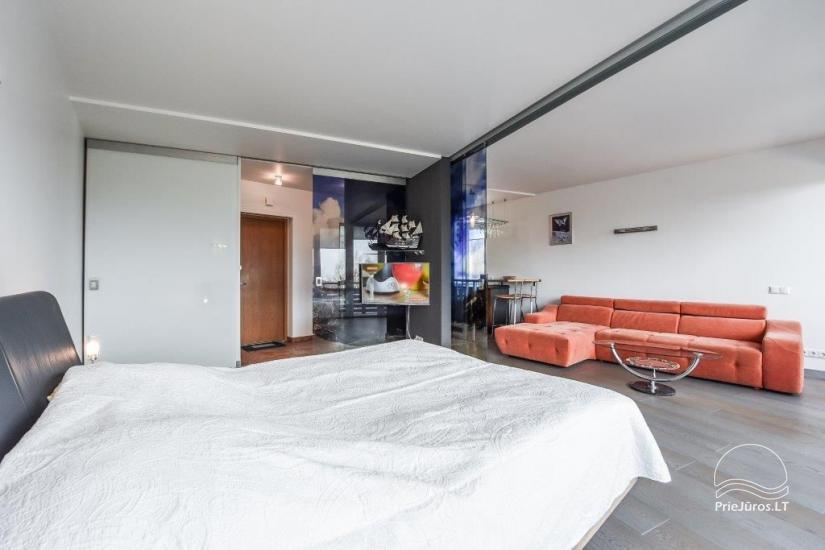 Pokoje i mieszkania (apartamenty) do wynajęcia w Nidzie NIDOS RŪTA - 6
