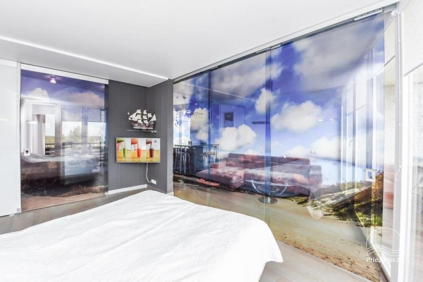 Pokoje i mieszkania (apartamenty) do wynajęcia w Nidzie NIDOS RŪTA - 7