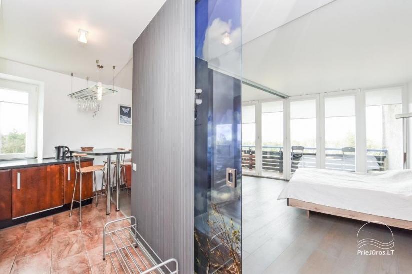Pokoje i mieszkania (apartamenty) do wynajęcia w Nidzie NIDOS RŪTA - 8