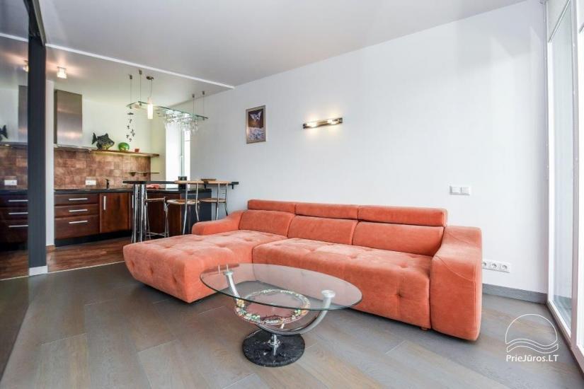 Pokoje i mieszkania (apartamenty) do wynajęcia w Nidzie NIDOS RŪTA - 9