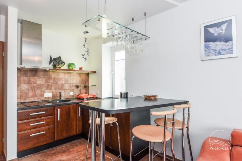 Pokoje i mieszkania (apartamenty) do wynajęcia w Nidzie NIDOS RŪTA - 10