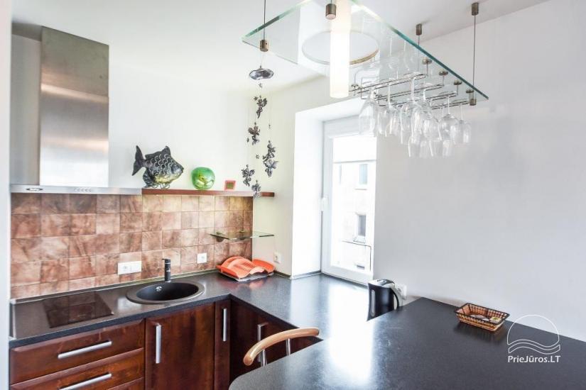 Pokoje i mieszkania (apartamenty) do wynajęcia w Nidzie NIDOS RŪTA - 11
