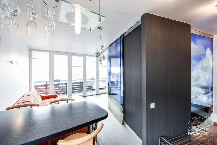 Pokoje i mieszkania (apartamenty) do wynajęcia w Nidzie NIDOS RŪTA - 13
