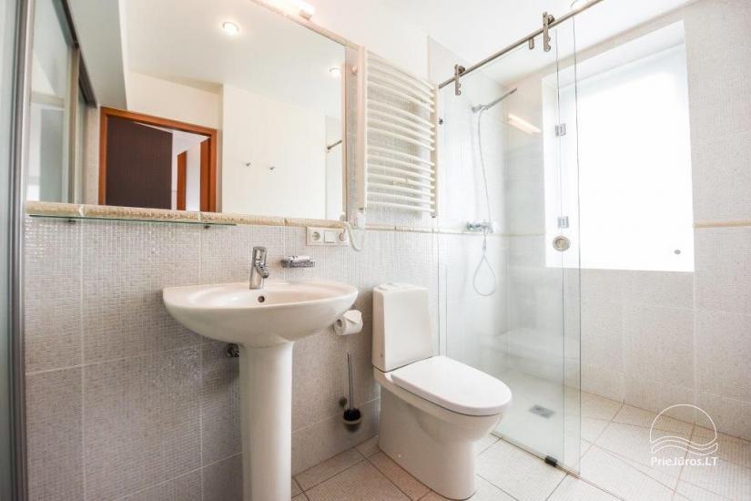 Pokoje i mieszkania (apartamenty) do wynajęcia w Nidzie NIDOS RŪTA - 15