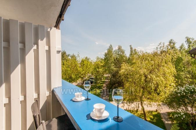 Pokoje i mieszkania (apartamenty) do wynajęcia w Nidzie NIDOS RŪTA - 16