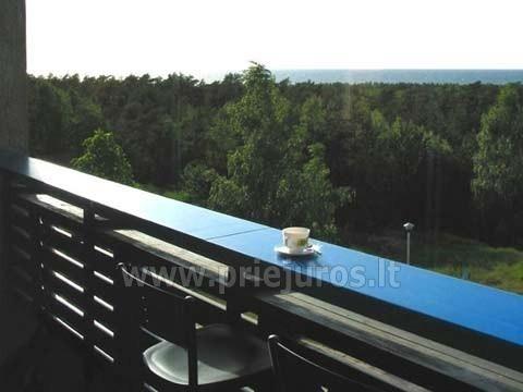 Pokoje i mieszkania (apartamenty) do wynajęcia w Nidzie NIDOS RŪTA - 1