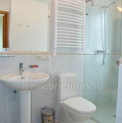 Pokoje i mieszkania (apartamenty) do wynajęcia w Nidzie NIDOS RŪTA - 14