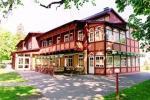 Hotel w Juodkrante Villa Flora