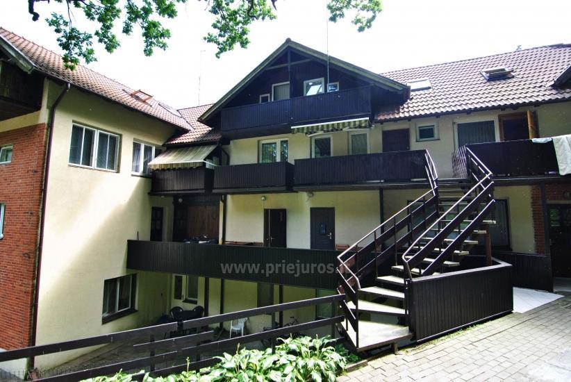 3 pokojowe mieszkanie w Mierzeja Kuronska - 1