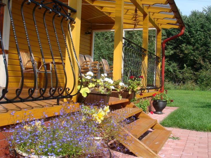 Pokoje w gospodarstwie domowym Pašventupio sodyba w unikalnym miejscu - 3