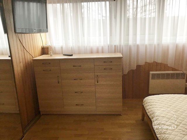 Dwupokojowe mieszkanie do wynajęcia w Nidzie na Litwie, w pobliżu Zalewu Kurońskiego - 3