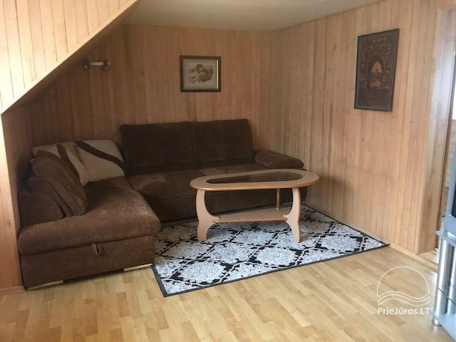 Dwupokojowe mieszkanie do wynajęcia w Nidzie na Litwie, w pobliżu Zalewu Kurońskiego - 6