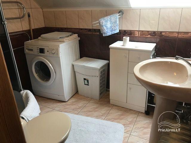 Dwupokojowe mieszkanie do wynajęcia w Nidzie na Litwie, w pobliżu Zalewu Kurońskiego - 7