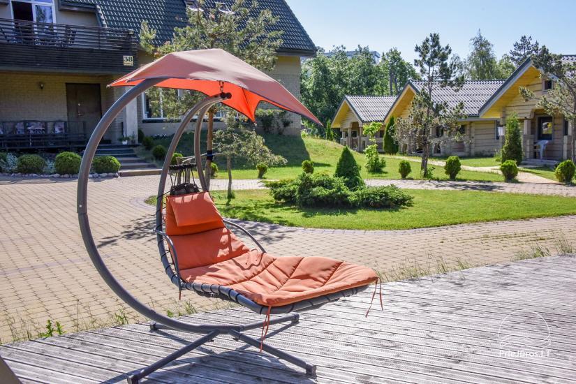 50 m do wydm! Apartamenty i domki w Sventoji OŠUPIO KOPA - 10