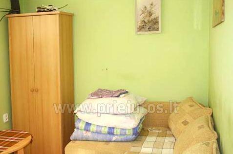 1-2 pokojowe mieszkania w Nidzie, Mierzei Kurońskiej - 10