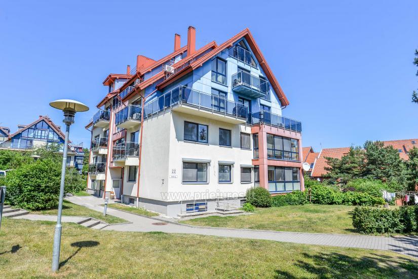 1-2 pokojowe mieszkania w Nidzie, Mierzei Kurońskiej - 1