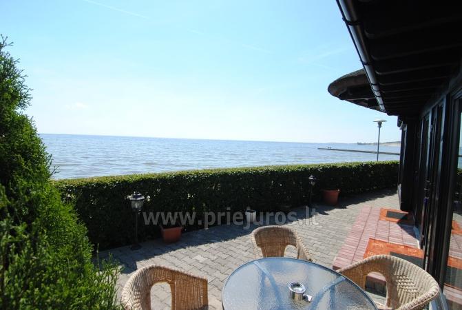 Podwójne apartamenty do wynajęcia w Nidzie z widokiem na lagunę - 5