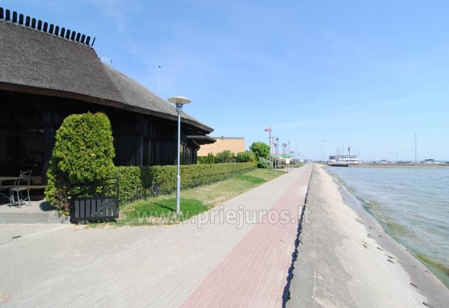 Podwójne apartamenty do wynajęcia w Nidzie z widokiem na lagunę - 8