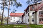 Przestronny 3-pokojowy apartament w Nidzie: w pobliżu Zalewu Kurońskiego i wydmy Parnidis - 3