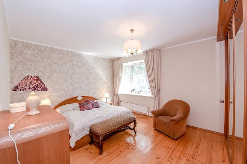 Przestronny 3-pokojowy apartament w Nidzie: w pobliżu Zalewu Kurońskiego i wydmy Parnidis - 10