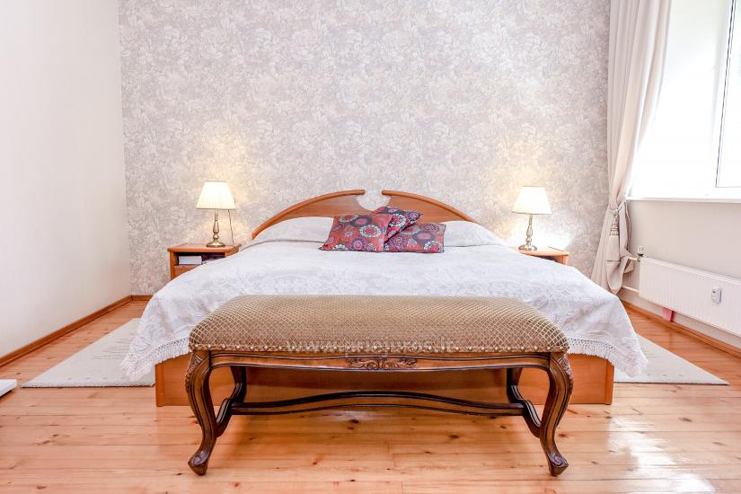 Przestronny 3-pokojowy apartament w Nidzie: w pobliżu Zalewu Kurońskiego i wydmy Parnidis - 11