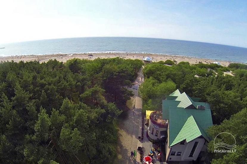 Willa Krantas in Palanga 30 metrów od plaży! - 1