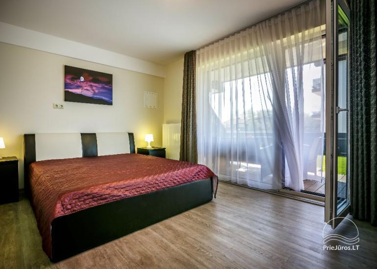 Villa Sonata - apartamenty dla rodzin odpoczynku w Połądze! - 3