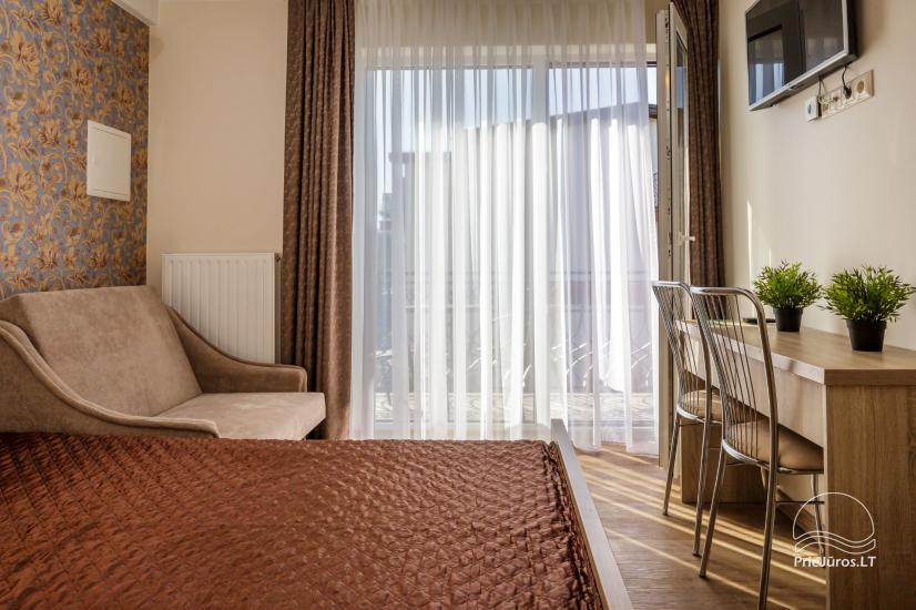 Villa Sonata - apartamenty dla rodzin odpoczynku w Połądze! - 9